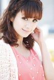 Beleza de Ásia Fotografia de Stock
