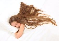 Beleza de sono Imagens de Stock