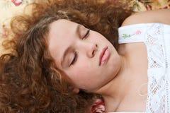 Beleza de sono Fotos de Stock