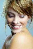 Beleza de sorriso imagens de stock royalty free