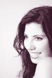 Beleza de sorriso Imagem de Stock