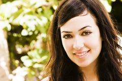 Beleza de sorriso Imagens de Stock