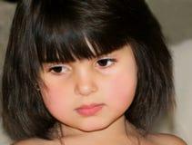 Beleza Demure Imagem de Stock