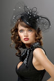 Beleza destacada. foto de stock royalty free