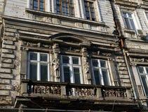 Beleza desvanecida em Bucareste, Romênia Fotos de Stock Royalty Free
