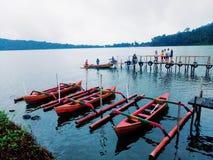 A beleza do arquipélago indonésio fotografia de stock