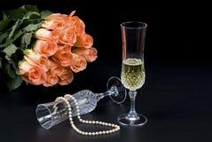 Beleza do casamento Foto de Stock