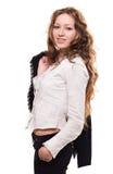 Beleza do estudante Fotos de Stock Royalty Free