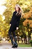 Beleza do outono Fotografia de Stock Royalty Free
