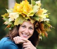 Beleza do outono imagens de stock royalty free