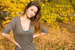 Beleza do outono Imagens de Stock