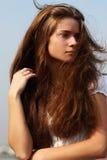 Beleza do russo Foto de Stock