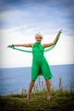Beleza do Seashore Imagens de Stock Royalty Free