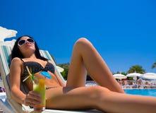 Beleza do verão Imagem de Stock Royalty Free