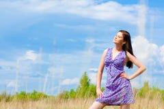 Beleza do verão fotos de stock