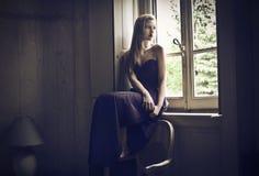 Beleza do vintage Imagens de Stock
