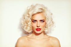 Beleza do vintage Foto de Stock