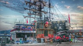 a beleza dos marmaris Imagem de Stock Royalty Free