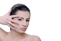 Beleza e saúde Imagens de Stock Royalty Free