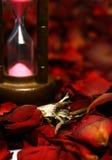 Beleza e tempo Imagens de Stock Royalty Free