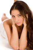 Beleza e termas Fotografia de Stock Royalty Free