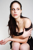 Beleza holandesa Imagem de Stock Royalty Free