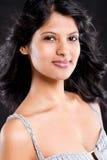 Beleza indiana fotografia de stock