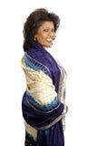 Beleza indiana - tímido fotografia de stock royalty free