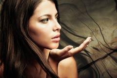 Beleza místico Fotos de Stock Royalty Free