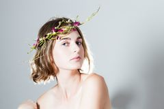 Beleza macia da mola fotografia de stock royalty free