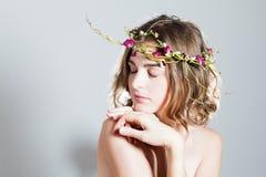 Beleza macia da mola foto de stock royalty free