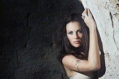 Beleza na caverna Imagens de Stock Royalty Free