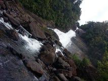 A beleza natural real do Sri escorrido Fotos de Stock Royalty Free
