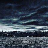 beleza nevado Imagens de Stock Royalty Free