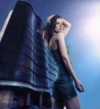Beleza nova 'sexy' imagem de stock royalty free