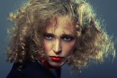 Beleza Renske N1 Imagens de Stock Royalty Free