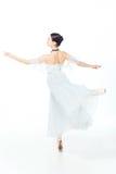Beleza romântica Bailarinas retros do estilo Fotografia de Stock