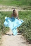 Beleza Running Fotografia de Stock Royalty Free