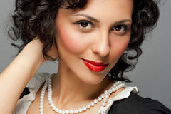 Beleza sofisticada foto de stock royalty free