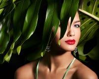 Beleza tropical Imagem de Stock