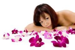 Beleza tropical Fotografia de Stock Royalty Free