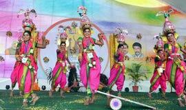 Belezas culturais da Índia Imagens de Stock Royalty Free