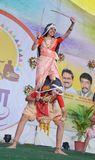 Belezas culturais da Índia Fotografia de Stock Royalty Free