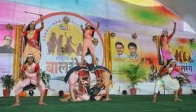 Belezas culturais da Índia Imagem de Stock