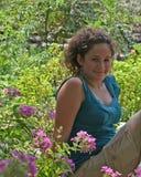 Belezas do jardim Fotos de Stock
