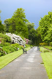 Belfast Botanic Gardens Royalty Free Stock Photos