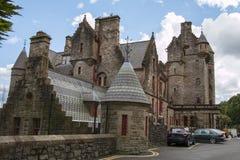 Belfast Castle. Large castle in Belfast city royalty free stock photography