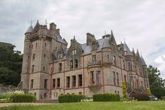 Belfast Castle. Large castle in Belfast city royalty free stock images