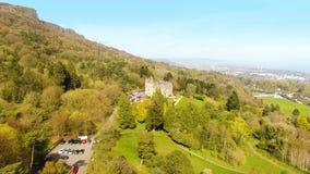 Belfast Castle Co. Antrim Ireland. Belfast Castle Weddin Venue Co. Antrim Northern Ireland stock photo