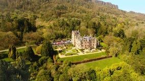 Belfast Castle Co. Antrim Ireland. Belfast Castle Weddin Venue Co. Antrim Northern Ireland stock image